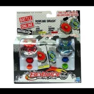 NIB RARE Beyblades Hasbro